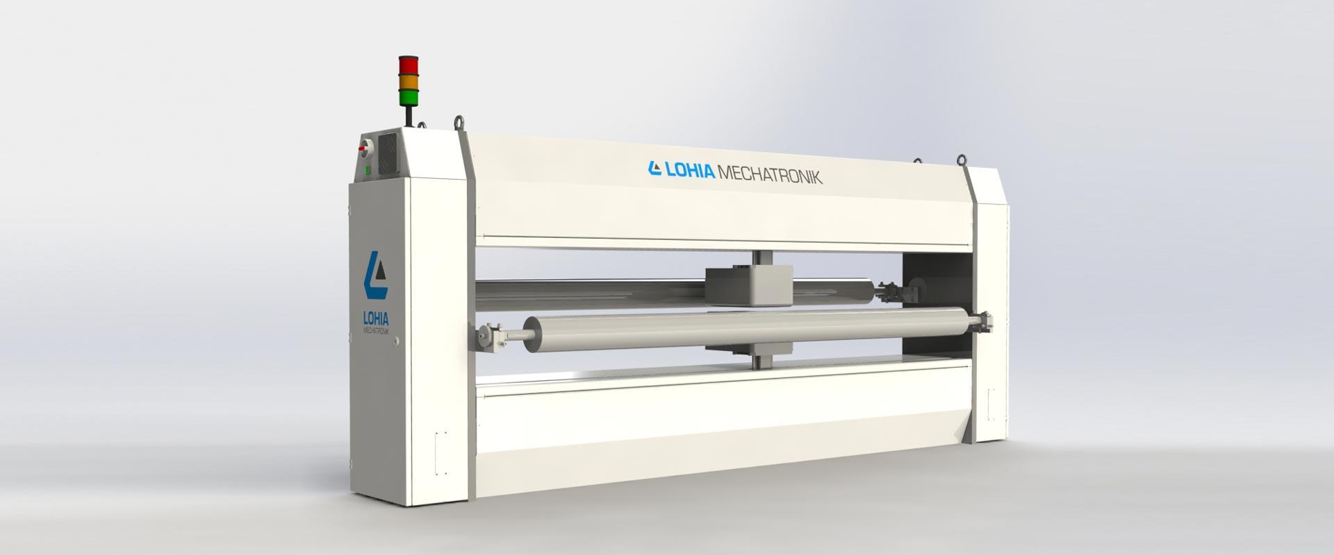 Lohia Mechatronik - Measurement & Control